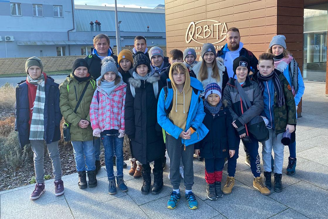 Obóz Zimowy Ferie 2020 Ośrodek Menos